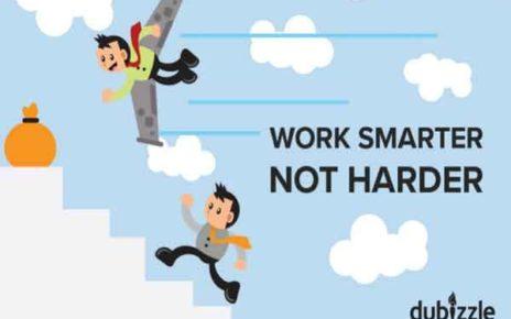 work hard vs work smart