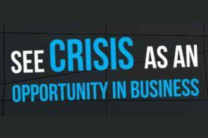 พลิกวิกฤติให้เป็นโอกาส